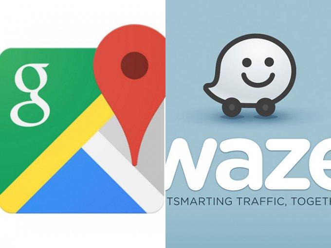Aunque muchos prefieren Waze, éstas cosas solo las hallarás en Google Maps. Foto: Especial