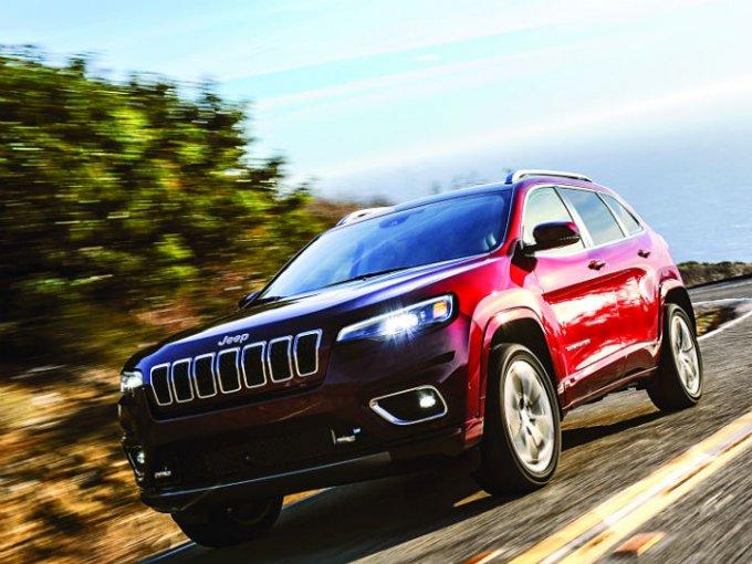 Con las mejoras hechas en el inédito Cherokee 2019, Jeep permite en claro que ha creado el SUV más apto del segmento.
