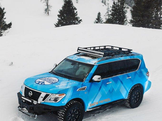 Dos conceptos para enfrentar la nieve en condiciones extremas, son los carismáticos de Nissan en el Autoshow de Chicago 2018