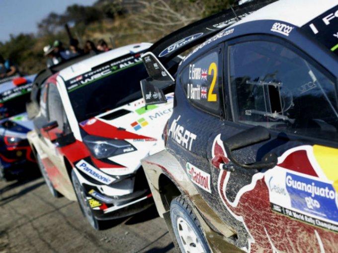 Rally Guanajuto otorga comienzo en su edición 15