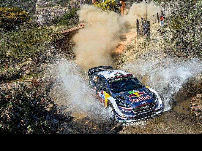 A pesar de un imponente cierre de Toyota Ogier se proclama vencedor del Rally de México 2018 FOTO: WRC