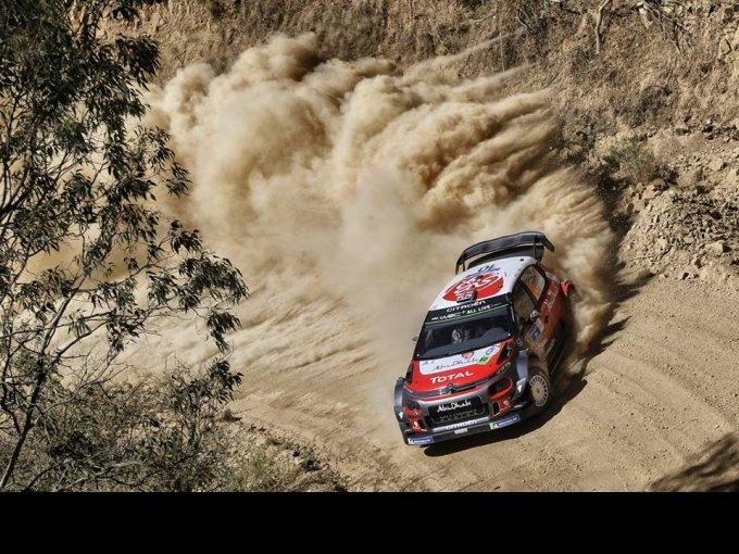Grandes emociones en el Rally de México 2018 FOTO:WRC