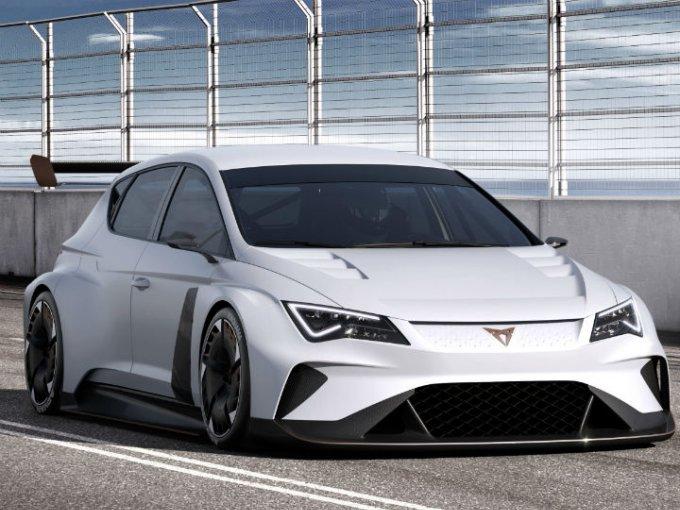 Un deportivo eléctrico para carreras que desarrollará 670 caballos de fuerza