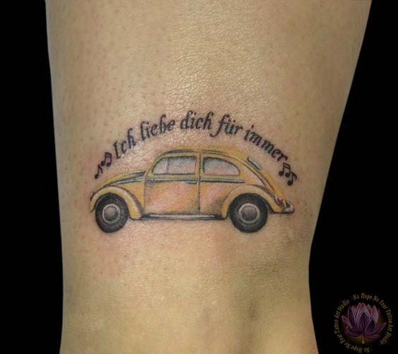 tatuajes de vochos | Atraccion360