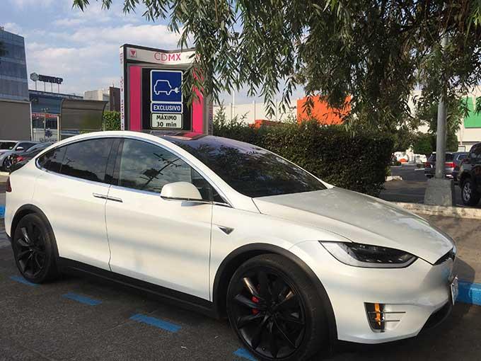 Tesla Model X 2017 Precio Especificaciones Mexico Atraccion360