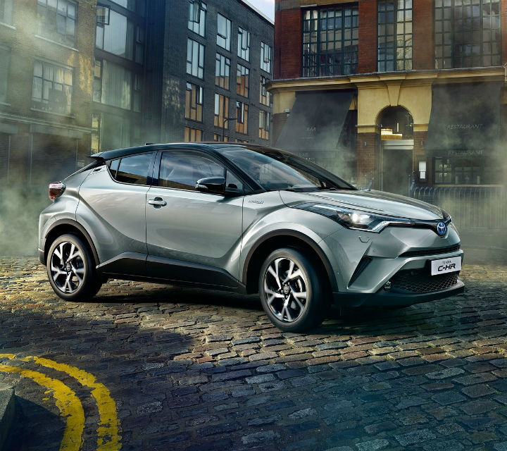 Llega a México un nuevo modelo de Toyota