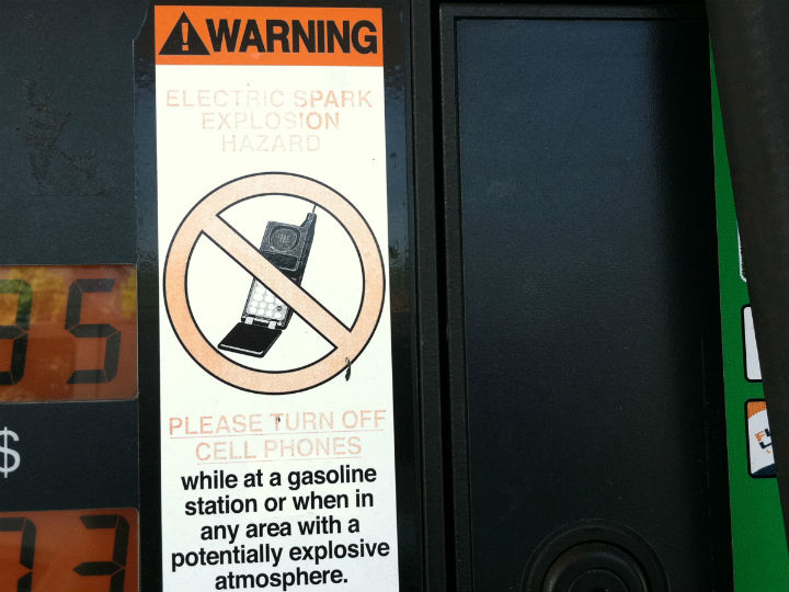 Lo que no debes hacer jamas en gasolinera
