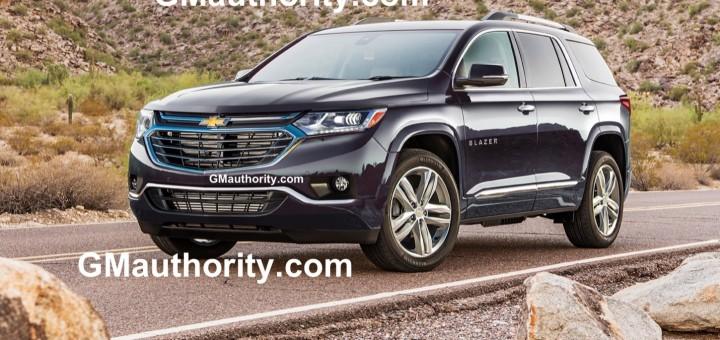 Chevrolet Blazer 2019 | Atracción360