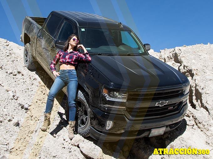 Chevrolet Cheyenne Midnight precio especificaciones México ...