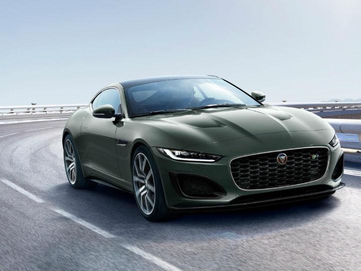 Jaguar F-Type Heritage 60 Edition, un exclusivo homenaje ...