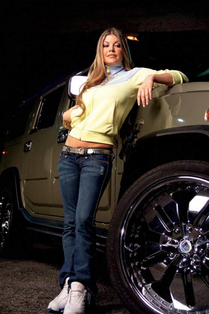 Los Autos De Fergie Atracci 243 N360