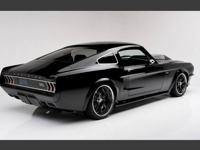 Subasta De Autos >> Mustang precio subasta Barret Jackson Obsidian SG One características costo | Atracción360