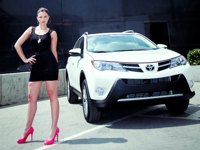 Toyota Rav4 Se >> Paulette Hernández | Atracción360