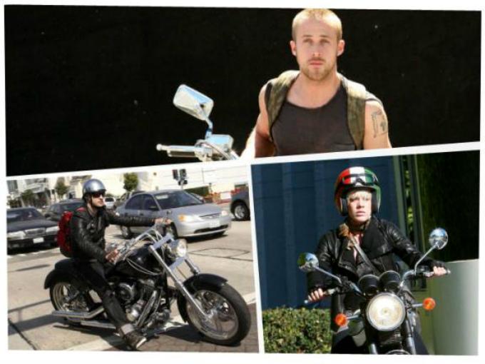 Famosos Celebridades Motocicleta Atraccion360