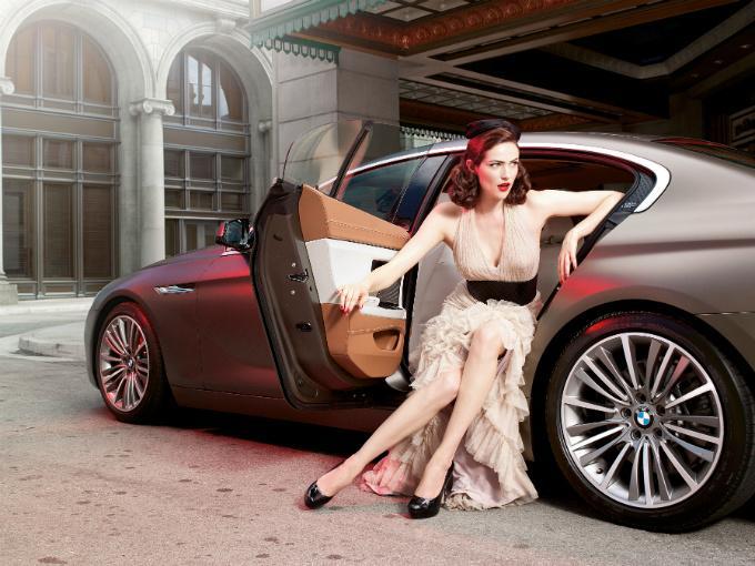 bmw serie 6 gran coup art cars photographs uwe d ttmann atraccion360. Black Bedroom Furniture Sets. Home Design Ideas