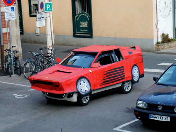 Ferrari Testarossa Cart 243 N Carrocer 237 A Atraccion360