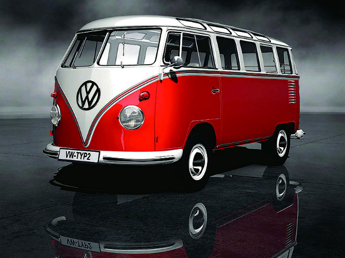 volkswagen combi datos curiosos historia atraccion360. Black Bedroom Furniture Sets. Home Design Ideas