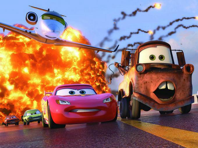 Rayo McQueen, usualmente denominado por su apellido McQueen, ademas de ser el protagonista de las películas, posee su distintiva historia. Su apellido es en homenaje al animador de Pixar Glenn McQueen quien falleció de cáncer de piel en 2002. Foto: Pixar/Cars Facebook