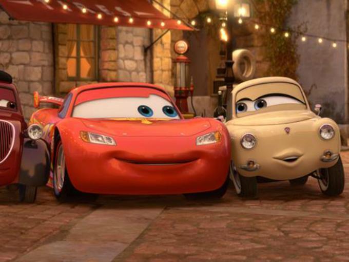 El número 95, con el que corre Rayo McQueen, representa el año 1995, cuando se estrenó Toy Story. Foto: Pixar/Cars Facebook