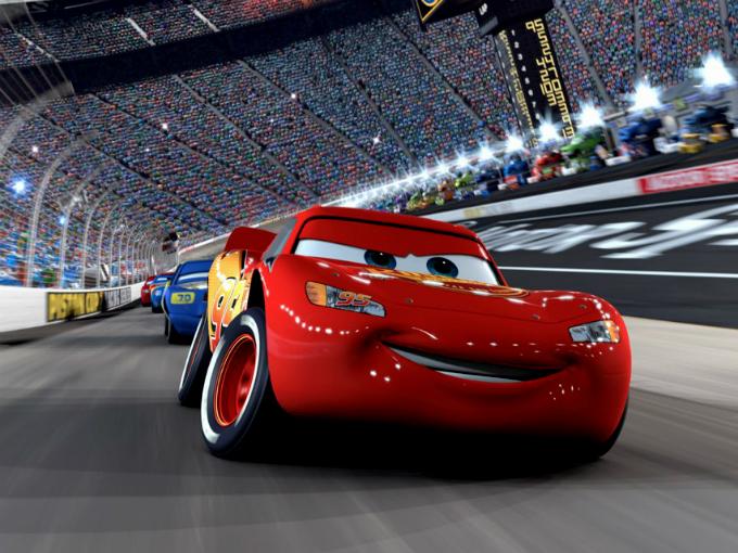 El nombre original de la película era Route 66, pero para que nadie relacionase la película con el programa de televisión del mismo nombre, se decidió mudarlo por Cars. Foto: Pixar/Cars Facebook