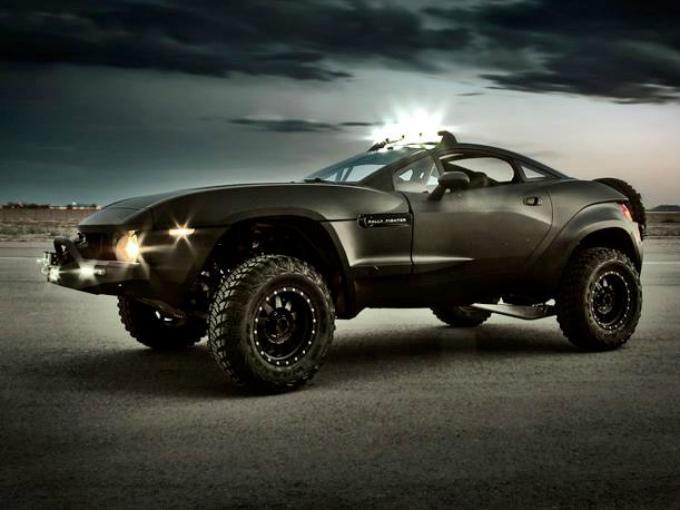 Local Motors Rally Fighter >> rally fighter todoterreno transformers 4 | Atracción360