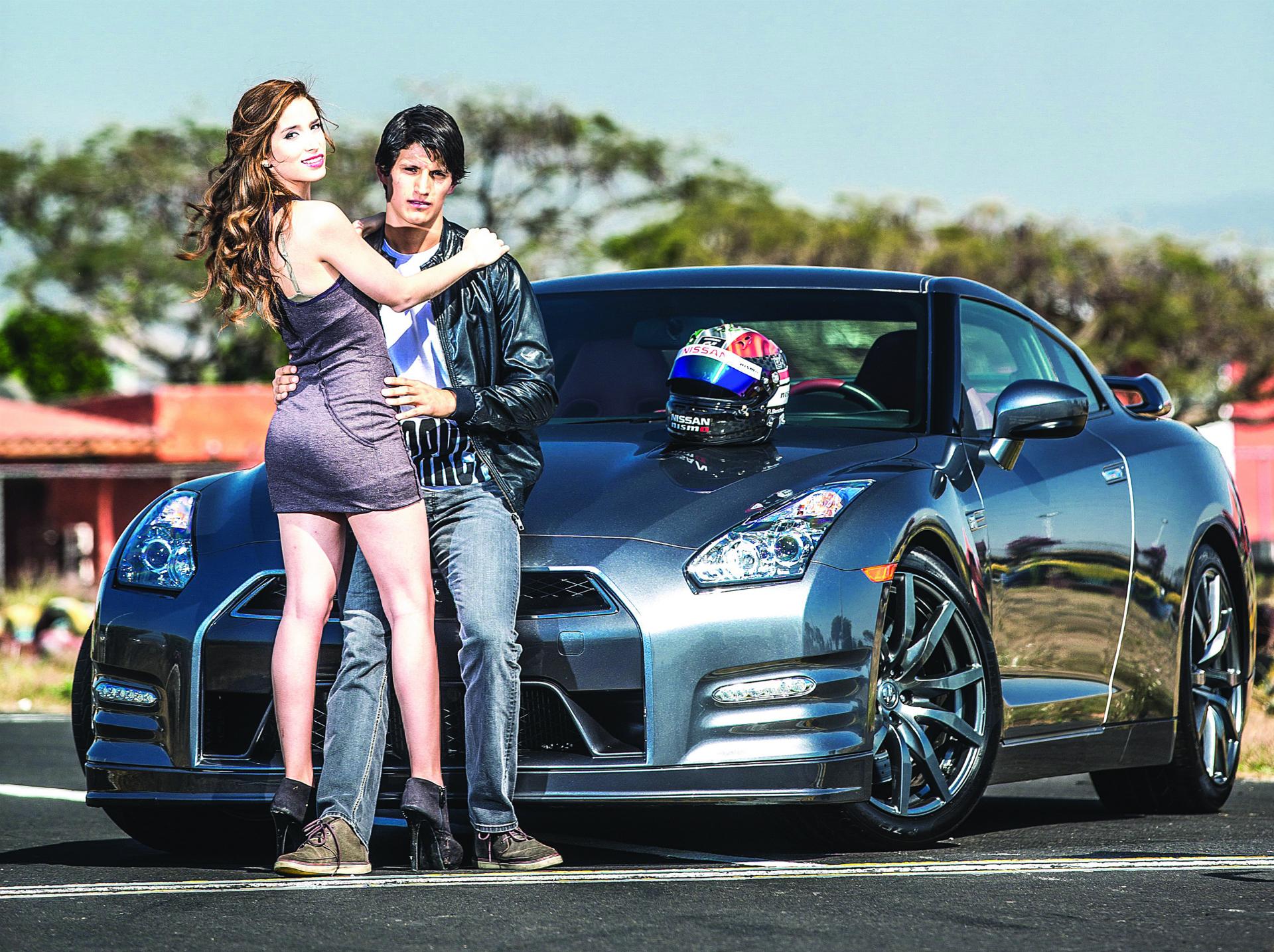 Nissan Sentra 2014 >> Nissan GT-R 2015 en México Catalogo | Atraccion360
