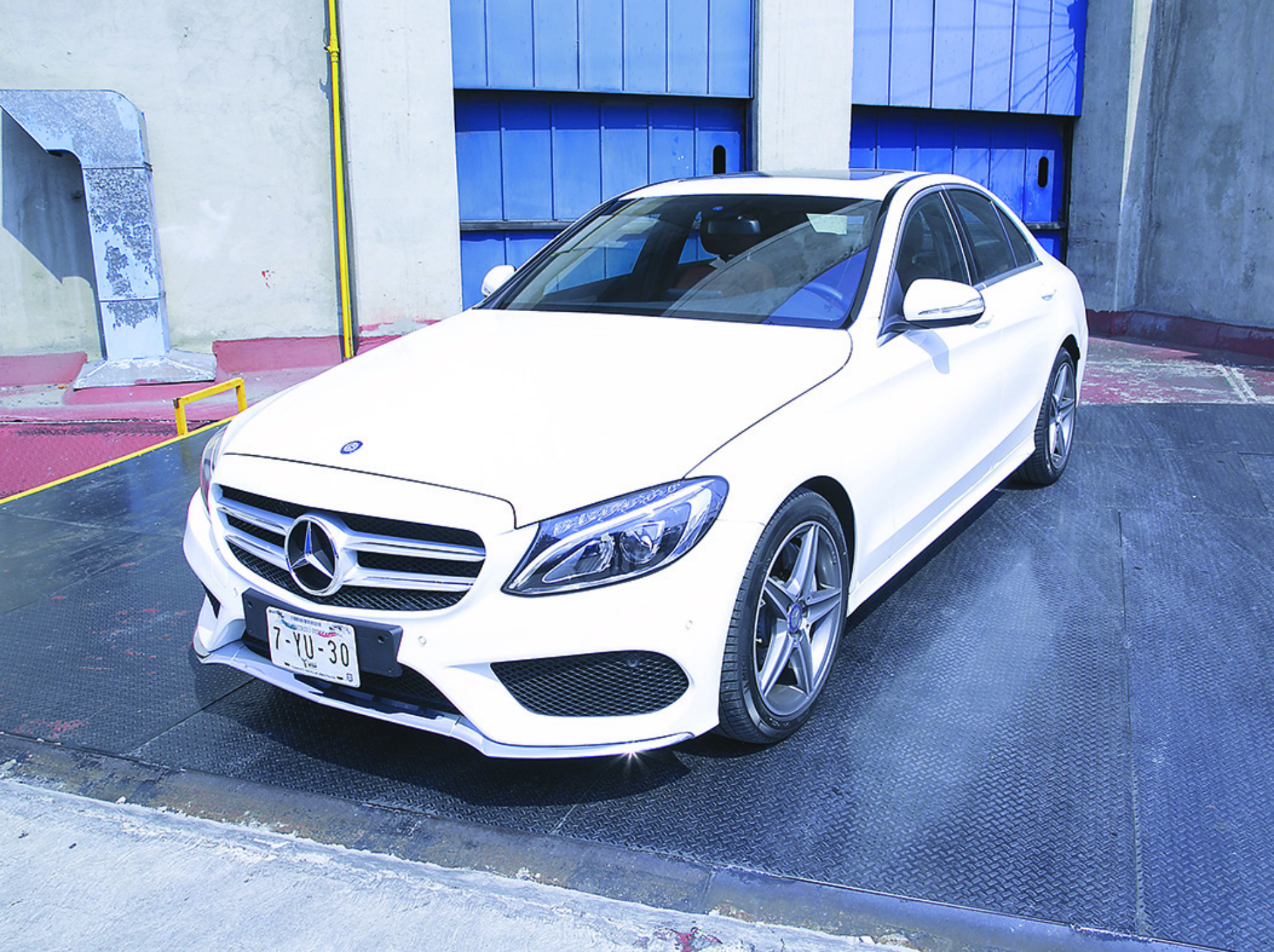 Mercedes benz clase c catalogo en m xico atraccion360 for Mercedes benz of minneapolis