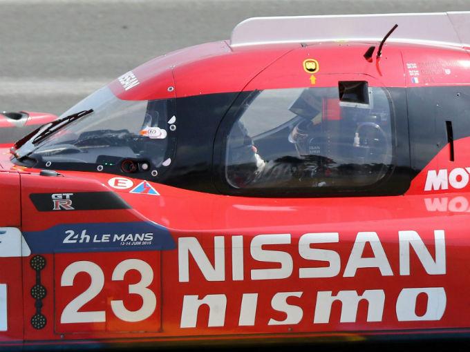 Así son los garajes de Nissan en las 24 Horas de Le Mans