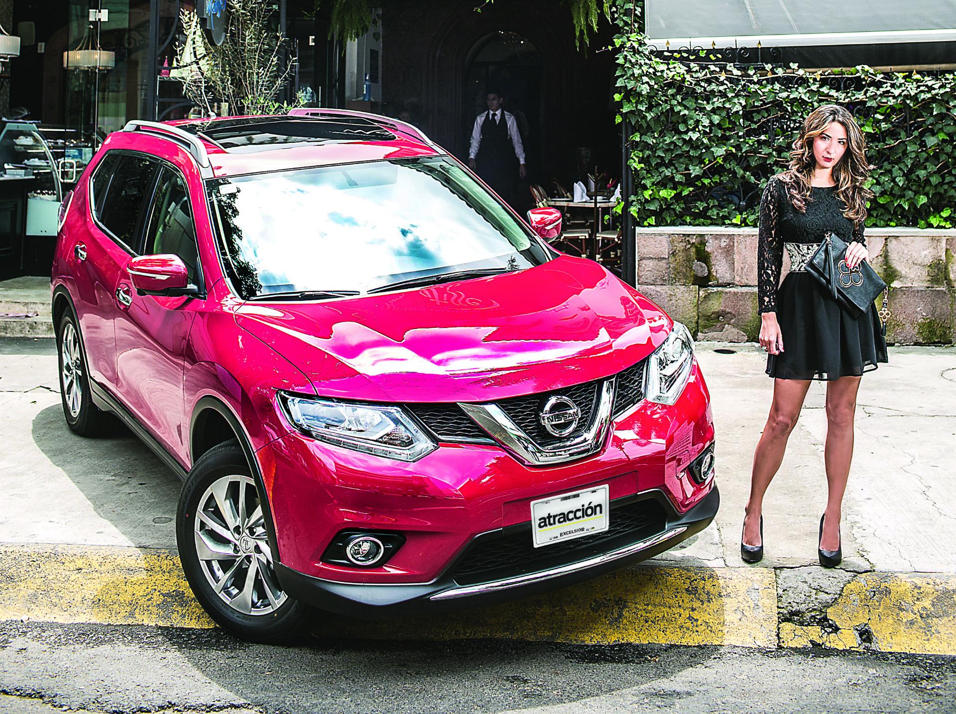 Nissan X-Trail 2014 Catalogo México | Atracción360