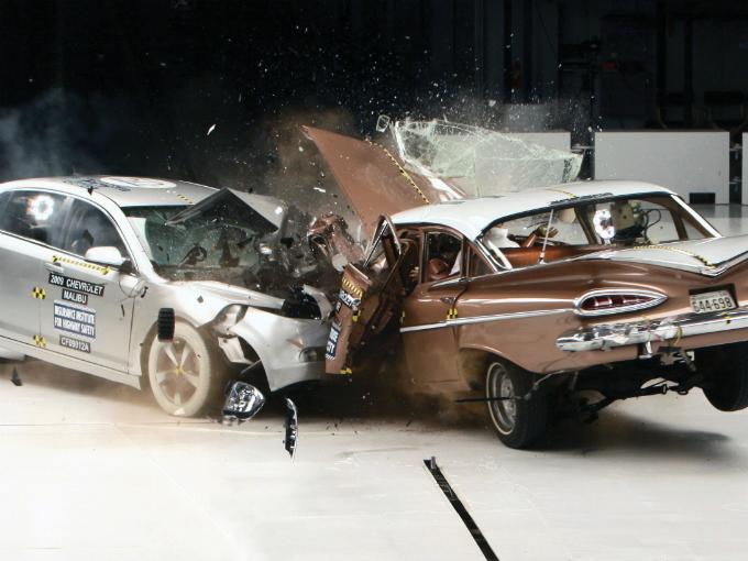 Qué hay detrás de las pruebas de choques de automóviles  Atracción360