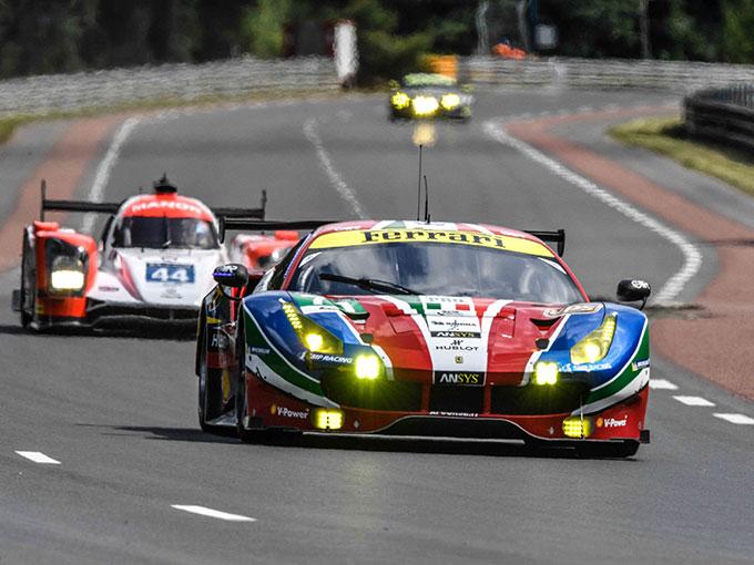 Las batallas en la categoría coestelar de las 24 Horas de Le Mans te pondrán al filo de la silla