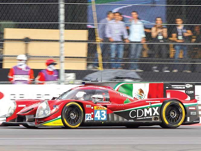 El mexicano Ricardo González gana la pole de su categoría en las 6 Horas de México