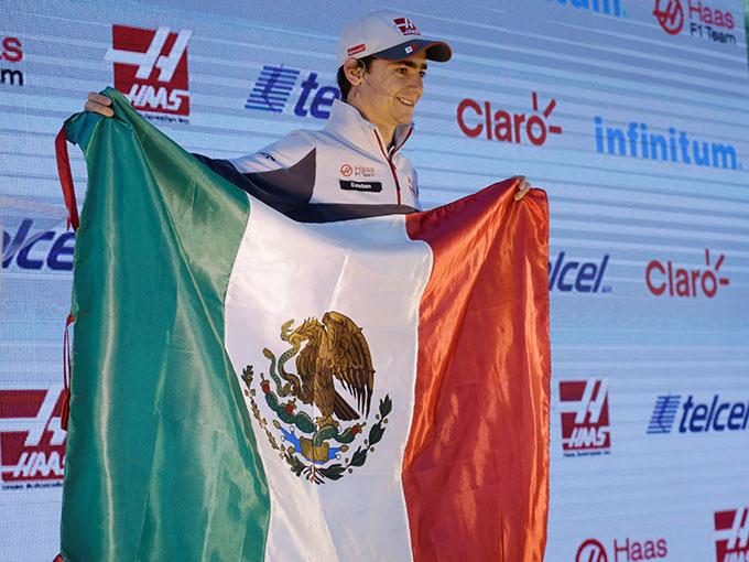 Esteban Gutiérrez coquetea con otros equipos en la Fórmula 1