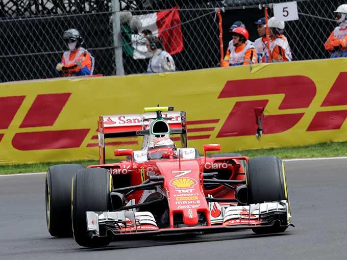 Vettel sorprende con su rapidez en el Hermanos Rodríguez