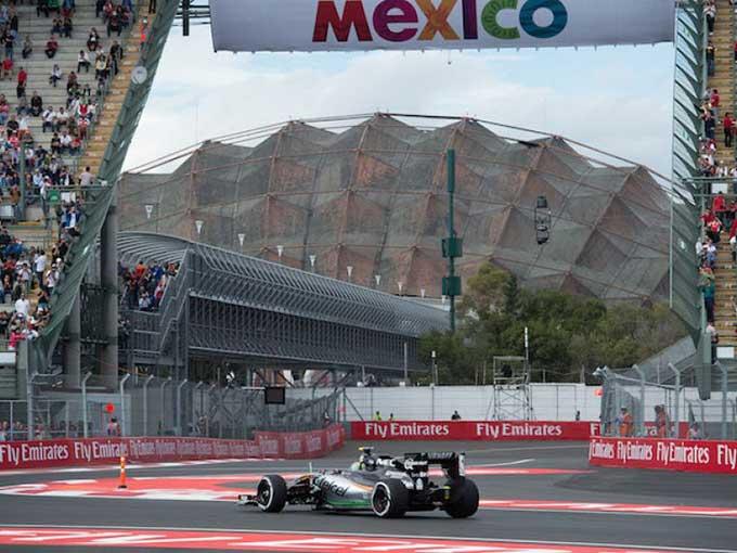 3 formas de trasladarte al Gran Premio de México sin morir en el intento