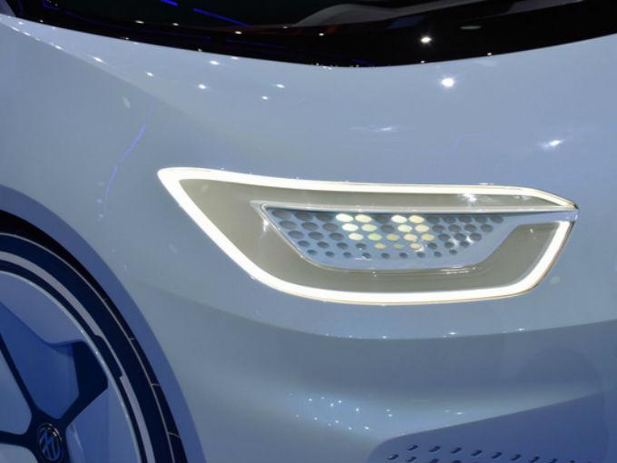 """Así """"funciona"""" I.D. el auto del futuro de Volkswagen"""