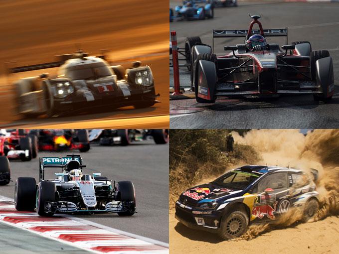 La FIA presenta los calendarios de sus campeonatos y México figura en todos