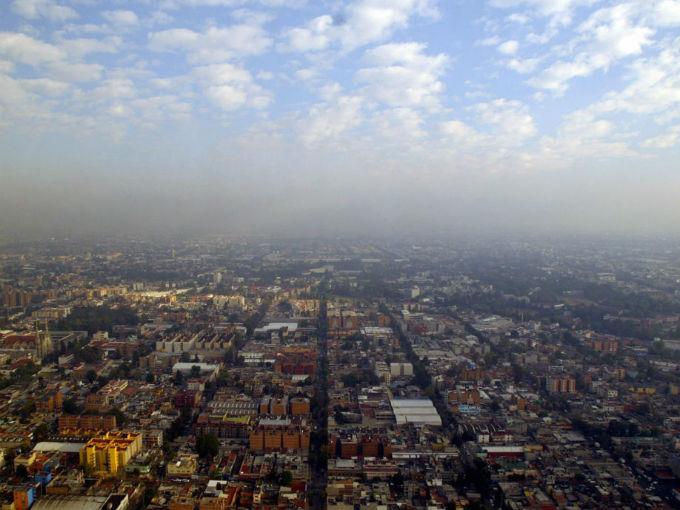 Nuevo programa de contingencia ambiental en el Valle de México