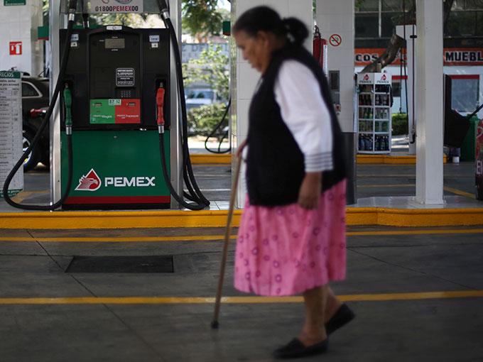 Sang eng aktion la gasolina el precio