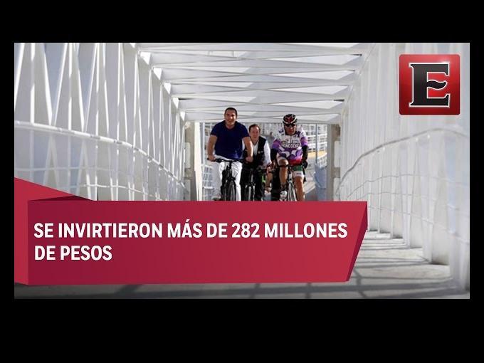 Puebla ya tiene ciclopista