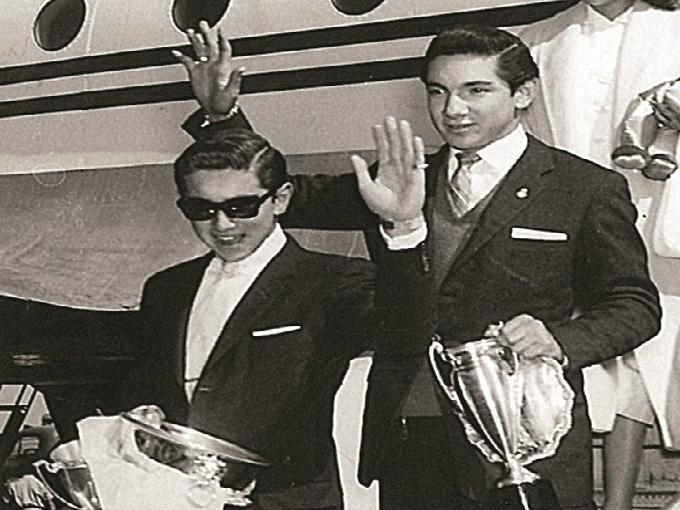 Ricardo Rodríguez, el piloto que se convirtió en leyenda nacional