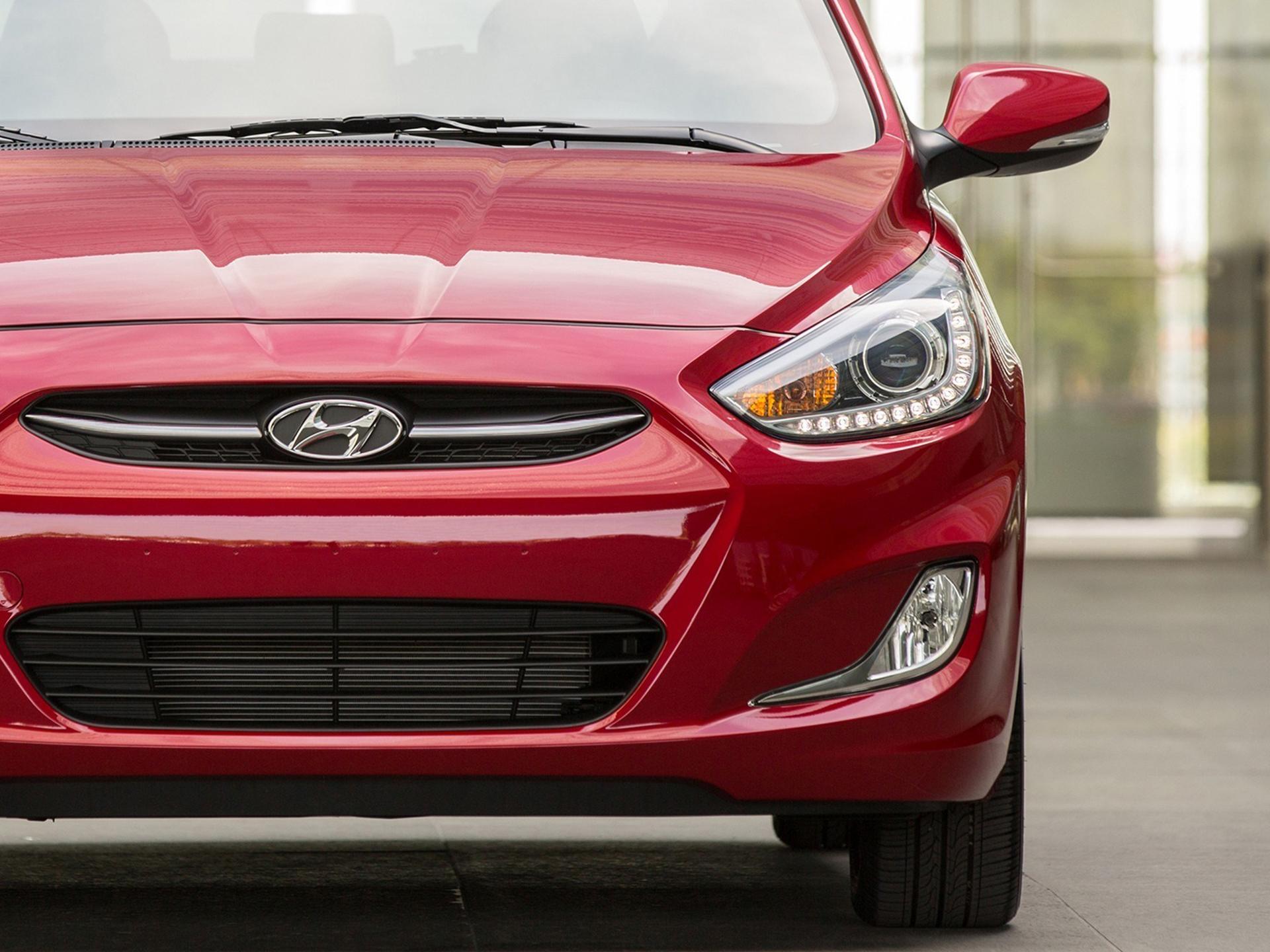 Hyundai confirmó que el Accent llegará al mercado mexicano en agosto de 2017. Foto: Hyundai