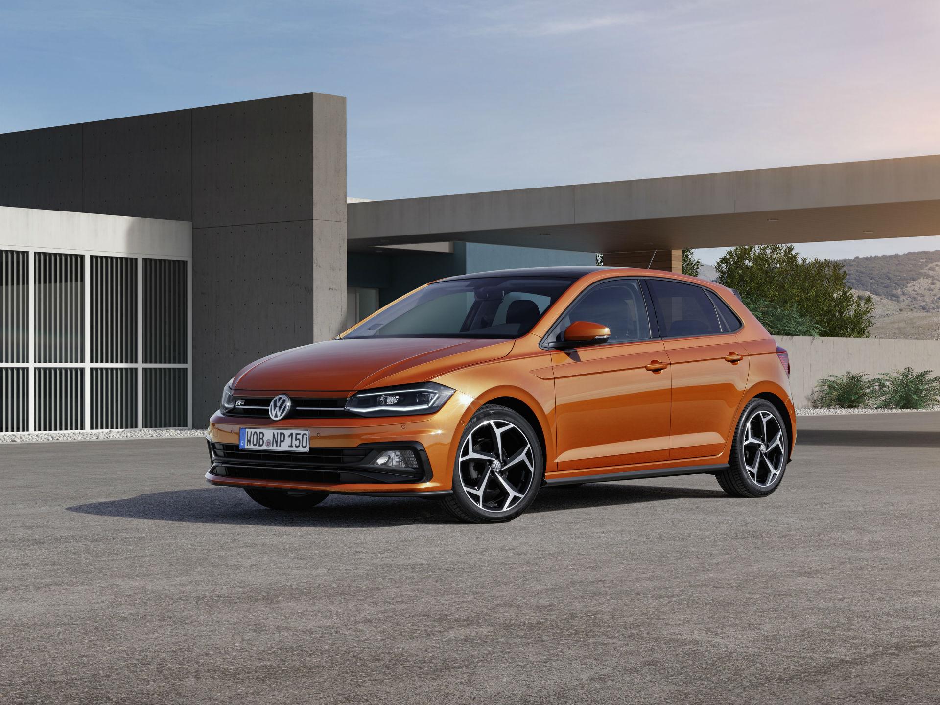El inédito coche estrenará la nueva plataforma de la marca, en la que asimismo estará fabricado el inédito Ibiza. Foto: Volkswagen