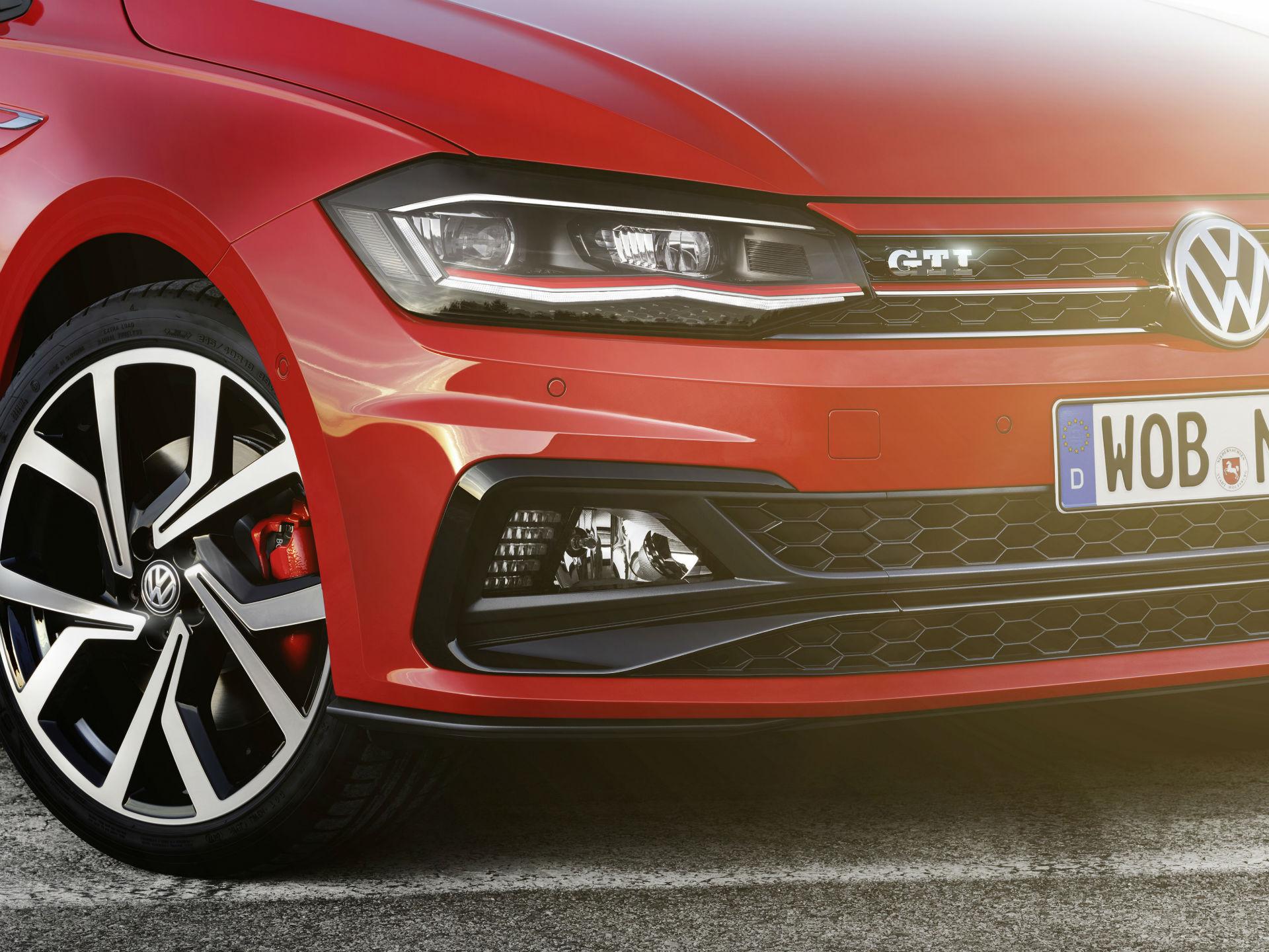 Sin duda una de las versiones más esperadas es el Polo GTI, que montará un motor 2.0 litros con nada menos que doscientos hp de fuerza. Foto: Volkswagen