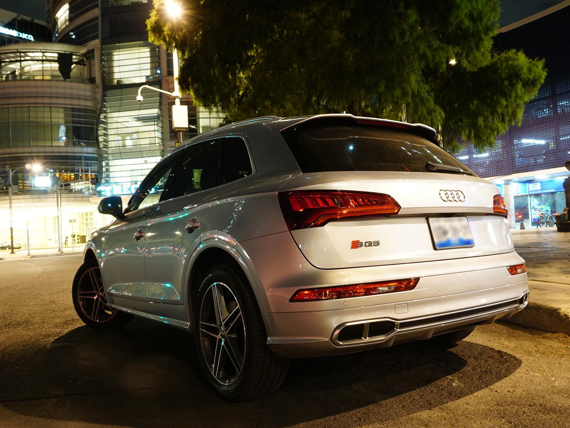 Esta camioneta se exporta a todos los mercados mundiales donde Audi la ofrece. Foto: Marco Robles