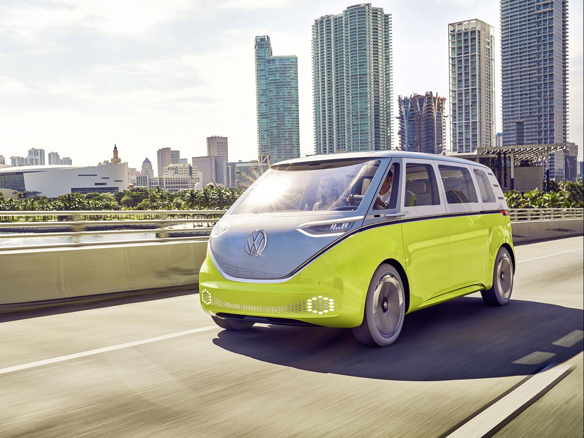 Éste sera el término en el que se fundamentará la nueva Combi. Foto: Volkswagen