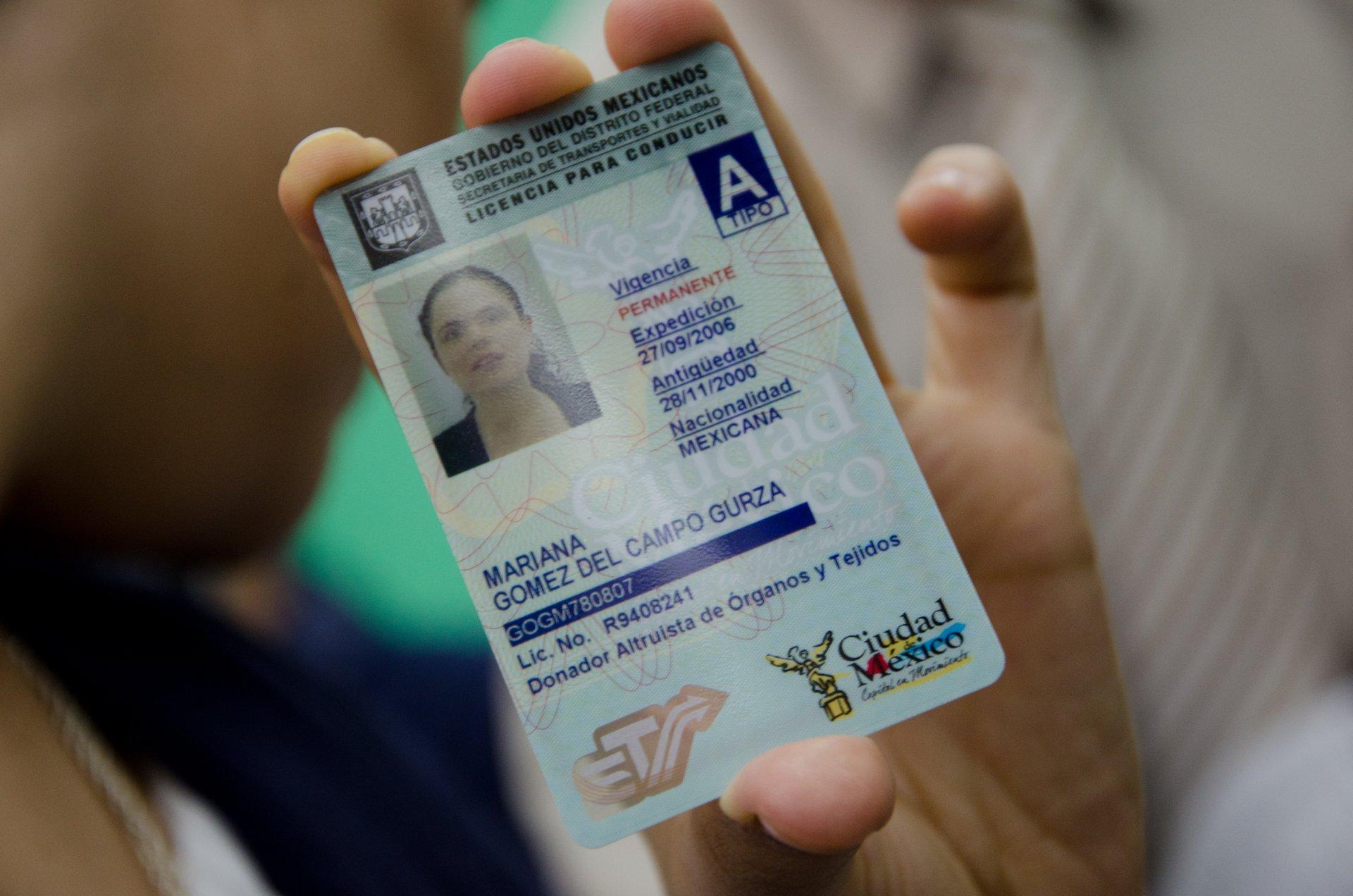 Regresan licencias permanentes CDMX   Atracción360