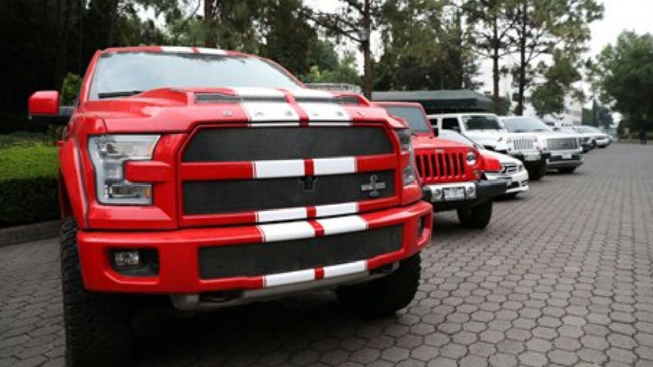 Subasta De Carros >> Ultimo día para entrar a la subasta de 82 coches en los pinos | Atracción360