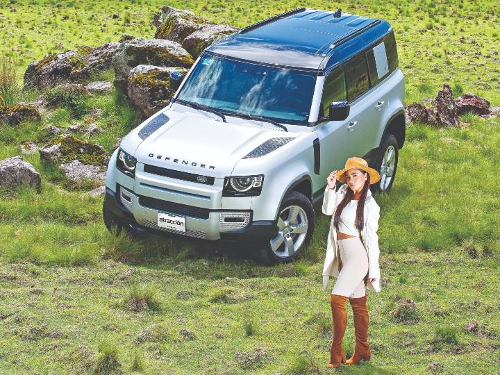 Land Rover Defender 2021 prueba de manejo versiones y ...