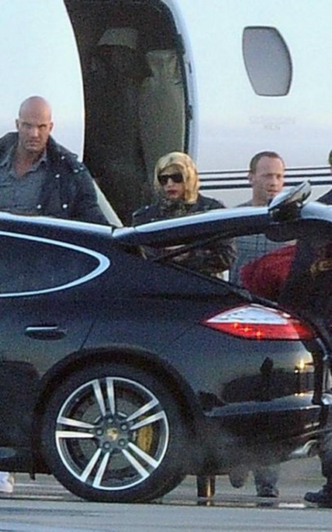 Autos Lady Gaga Car   Atracción360